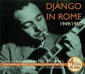Django in Rome 1949-1950 (Live) (4-CD Box Set)