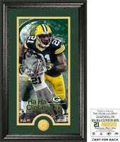 Football - Ha Ha Clinton-Dix Supreme Bronze Coin