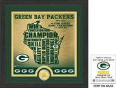 "Football - Green Bay Packers ""State"" Bronze Coin"