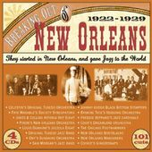 Breaking Out of New Orleans 1922-1929 (4-CD)