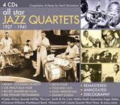 All Star Jazz Quartets (4-CD)