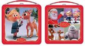Rudolph the Red-Nosed Reindeer - Tin Lunchbox Set
