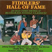 Fiddlers' Hall of Fame: 28 Old-Time Swing &