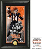 "Football - Andy Dalton ""Supreme"" Bronze Coin"