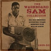 The Washboard Sam Collection 1935-53 (3-CD)