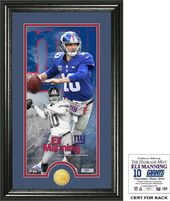 "Football - Eli Manning ""Supreme"" Bronze Coin"