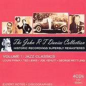 The John R.T. Davies Collection, Volume 1: Jazz