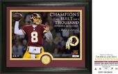 "Football - Kirk Cousins ""Quote"" Bronze Coin Photo"