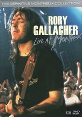 Rory Gallagher - Live at Montreux (2-DVD)
