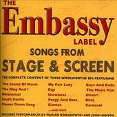 The Embassy Label: Songs from Stage & Screen