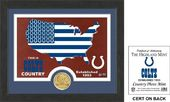"Football - Indianapolis Colts ""Country"" Bronze"