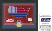 "Football - New York Giants ""Country"" Bronze Coin"