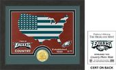 "Football - Philadelphia Eagles ""Country"" Bronze"