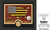 "Football - Pittsburgh Steelers ""Country"" Bronze"