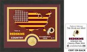 "Football - Washington Redskins ""Country"" Bronze"