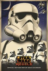 Star Wars - Rebels: 2015 Special Edition Wall