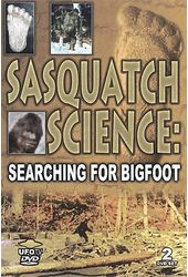 Sasquatch Science: Searching for Bigfoot (2-DVD