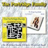 Partridge Family Notebook / Crossword Puzzle