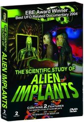 Scientific Study of Alien Implants - 2 Volume Set