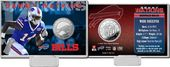 Football - Sammy Watkins Silver Coin Card