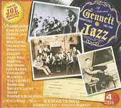 Gennett Jazz 1922-1930 (4-CD)
