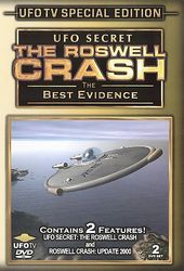 UFO Secret - The Roswell Crash: The Best Evidence