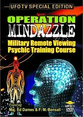 Operation Mindazzle: Military Remote Viewing