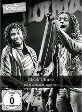 Black Uhuru - Live at Rockpalast: Essen 1981