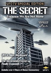 The Secret Evidence We Are Not Alone (3-DVD)