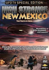 High Strange New Mexico (3-DVD)