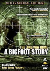 The Long Way Home: A Bigfoot Story (2-DVD)