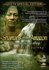 Shamans of the Amazon (3-DVD)