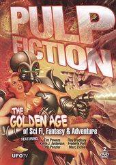 Pulp Fiction: The Golden Age of Sci Fi, Fantasy &