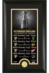 "Hockey - Pittsburgh Penguins - ""Legacy"" Bronze"