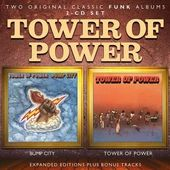 Bump City / Tower of Power (2-CD)