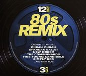 12 Inch Dance: 80s Remix (3-CD)