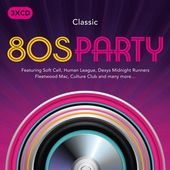 Classic 80s Party (3-CD)