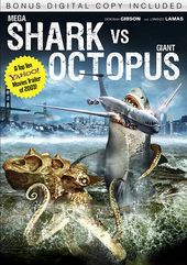 Mega Shark vs. Giant Octopus (Includes Digital