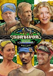 Survivor - Season 17 (Gabon) (5-Disc)