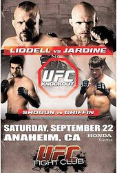 UFC 76 - Knockout: Liddell vs. Jardine / Shogun