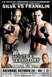 Ultimate Fighting Championship - UFC 77: Silva