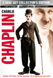 Charlie Chaplin - Collector's Edition (3-DVD)