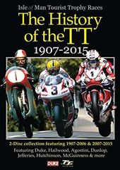 Motorcycling - History of the TT, 1907-2015