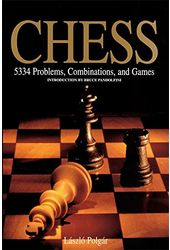 Chess: Chess: 5334 Problems, Combinations, and