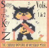 Songs in the Key of Z, Volume 1-2: The Curious