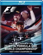 F1 2015 Official Review (Blu-ray)