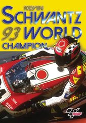 Motorcycling - Kevin Schwantz 1993 World Champion
