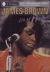 James Brown - Live At Montreux 1981 (DVD+CD)