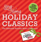 Sing Along Holiday Classics: The Essential