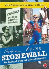 Before Stonewall/After Stonewall [25th